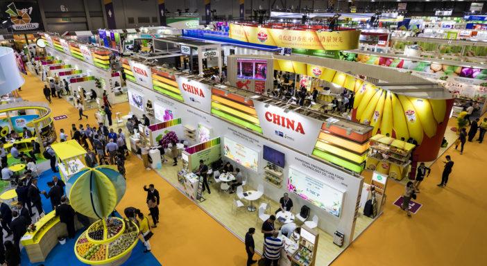 Richiesta di mele biologiche in Cina ed Estremo Oriente