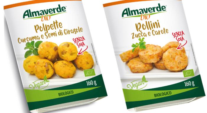 Almaverde Bio lancia l'aperitivo bio con i finger food di Natura Nuova