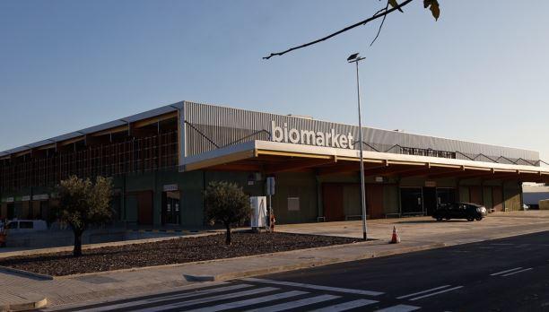 Il mercato all'ingrosso di Barcellona inaugura una piattaforma dedicata al bio
